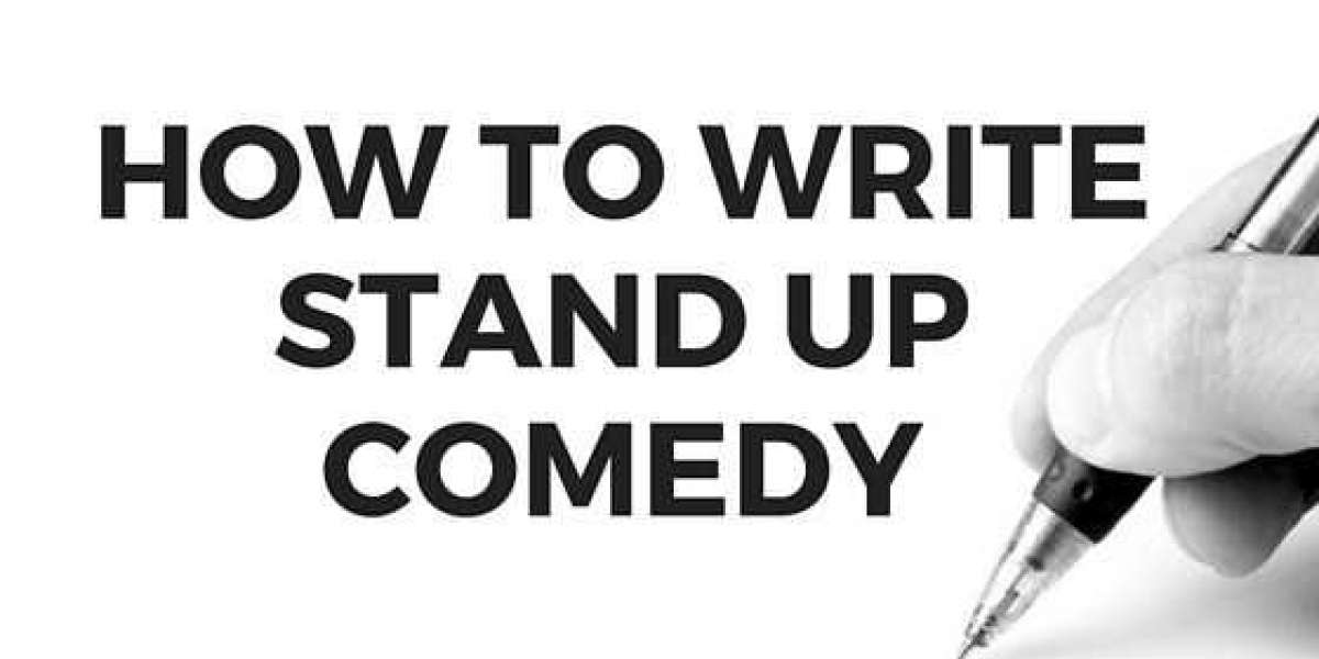 5 Tips for Writing Good Comedy Material