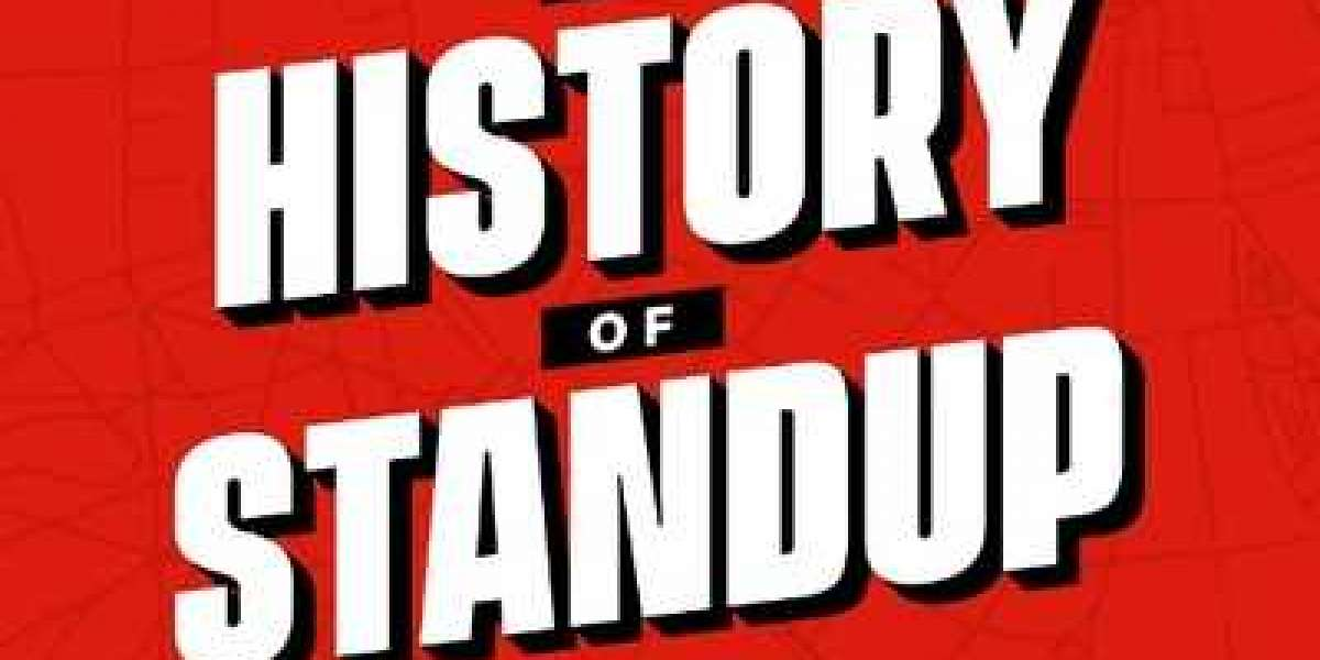 Brief History of Standup Comedy in the United States